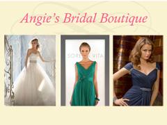 Angie's Bridal Boutique : Milton, Milton