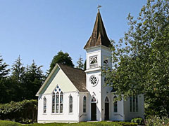 The Chapel at Minoru Park, Richmond